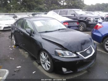Salvage Lexus IS 350