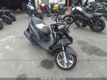Salvage Yamaha SMAX Base